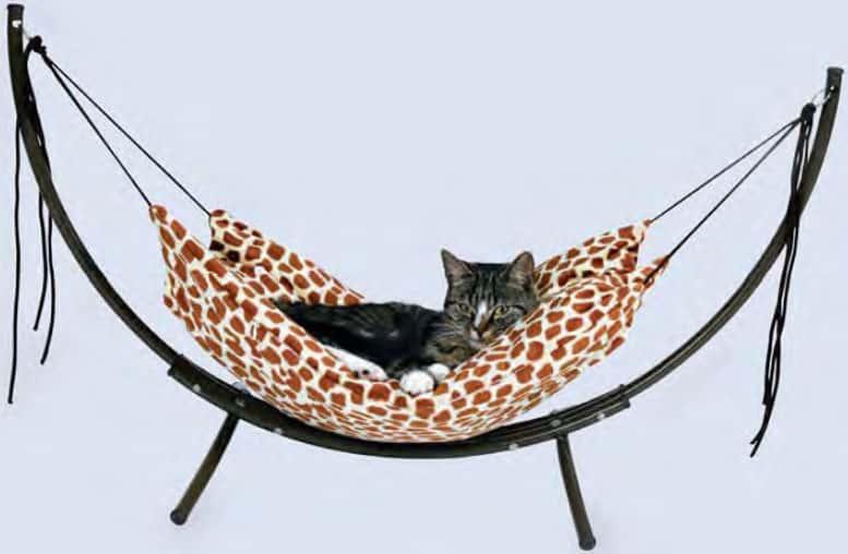 гамак-кроватка для кошки