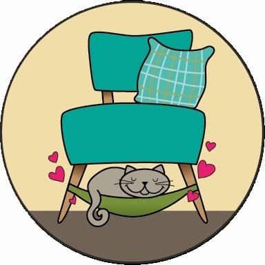 гамак для кошек своими руками
