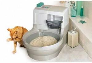 Лучший кошачий туалет